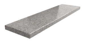 parapet z granitu Grey