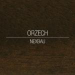 meranti - orzech
